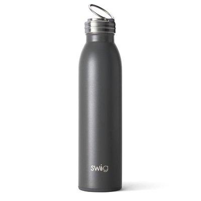 Swig 20 oz - Bottle - Matte Grey