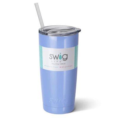 Swig 20 oz - Tumbler - Hydrangea