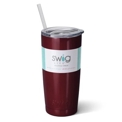 Swig 20 oz - Tumbler - Maroon