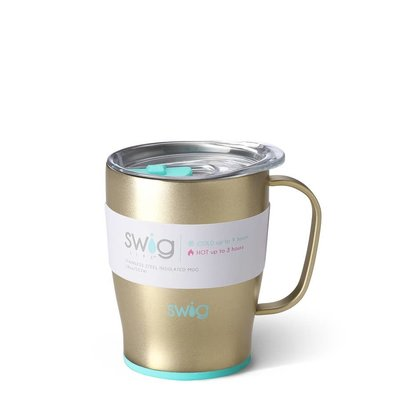 Swig 18 oz - Mug - Champagne