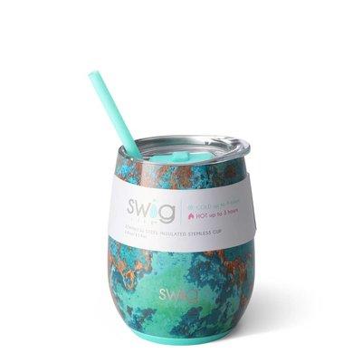 Swig 14 oz Stemless Wine Cup - Copper Patina