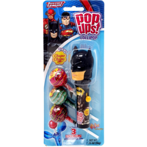 Redstone Foods Pop Ups Justice League- Batman
