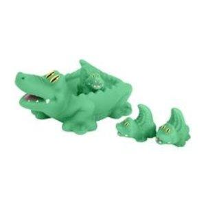 Sunnylife Crocodile Family Bath Toys (Set of 3)