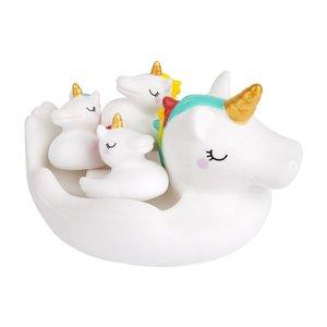 Sunnylife Unicorn Family Bath Toys (Set of 3)