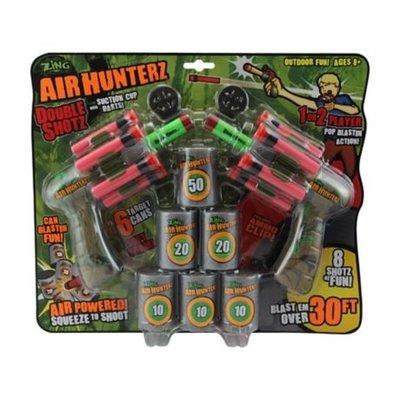 Ozwest Air Hunterz Double Shotz