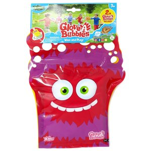 Ozwest Glove a Bubble - Red Monster