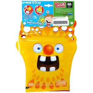 Ozwest Glove a Bubble - Yellow Monster