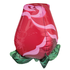 """Balloons.com 22"""" - Foil Balloon - Mother's Day- Red Rose Bud (with helium) (Item No. 36410)"""