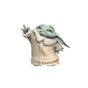 BBCW Collectible Star Wars Figures - [The Force Pose] The Bounty Collection - The Child #1