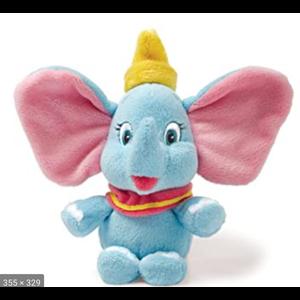 Kids Preferred Disney Mini Jingler - Dumbo - Plush Stuffed Animal