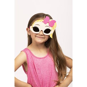 Sunstaches lil' characters Jojo Siwa Sunstanches