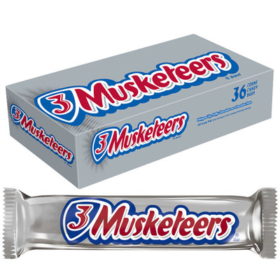 Redstone Foods 3 Musketeers Bar