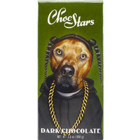 Redstone Foods Chocstars Chocolate Bar Rap- Dark