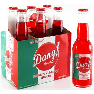 Redstone Foods Dang! Italian Cherry Soda