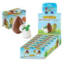 Redstone Foods Dinosaurs Milk Chocolate Egg & Surprise