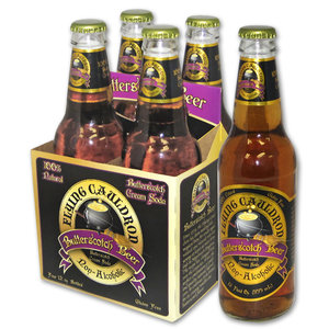 Redstone Foods Flying Cauldron Butterscotch Beer