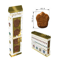 Redstone Foods Harry Potter Chocolate Crests (4 pack)