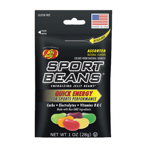Redstone Foods Jelly Belly Sport Beans - Assorted Peg Bag