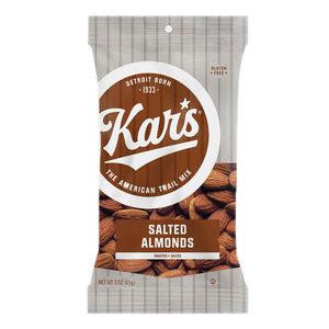 Redstone Foods Kars - Salted Almonds (Peg Bag)