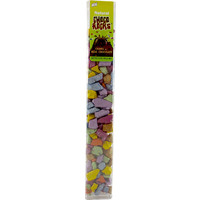 Redstone Foods Kimmie Choco Rocks Tube - All Natural Mix