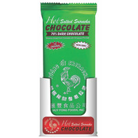 Redstone Foods Sriracha Hot Salted Chocolate Bar- 70% Dark