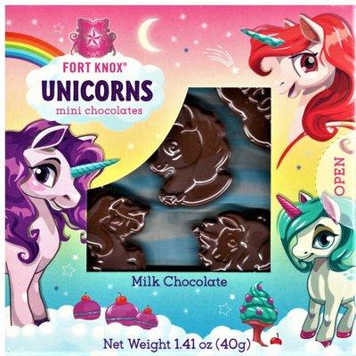 Redstone Foods Chocolate Unicorns (Fort Knox)