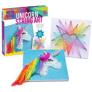 Ann Williams Craft-tastic String Art Kit VI Unicorn