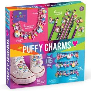 Ann Williams Craft-tastic DIY Puffy Charms