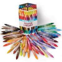 Hotaling Imports Crayon Library Set of 60