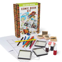 Hotaling Imports Comic Book Kit