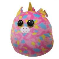 Ty Fantasia the Unicorn - Squish A Boos - Plush Stuffed Animal