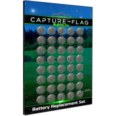 Starlux 40-pack batteries - (for Capture the Flag or Wizards and Werewolves)