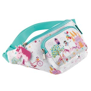 Floss & Rock Fairy Unicorn - Belt Bag (Fanny Pack)