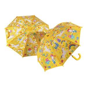 Floss & Rock Rainbow Fairy - Color Changing Umbrella