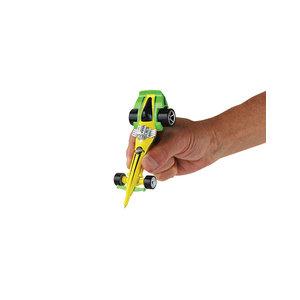 Super Impulse Hot Wheels Pens (Yellow and Green)