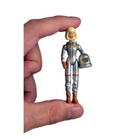 Super Impulse World's Smallest Barbie Series 2 - 1965 Astronaut