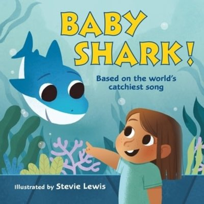 MacMillan MPS Baby Shark! - Board Book