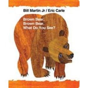 MacMillan MPS Brown Bear, Brown Bear, What do you See? - Giant Board Book