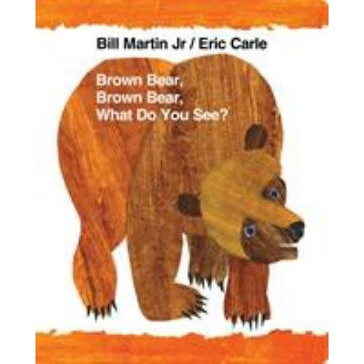 MacMillan MPS Brown Bear, Brown Bear, What do you See? - Giant Board Book