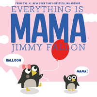 MacMillan MPS Everything is MAMA - Hardback with Dustcover