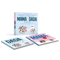MacMillan MPS Jimmy Fallon's MAMA AND DADA Boxed Set (2 books)