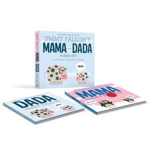 MacMillan MPS Jimmy Fallon's MAMA AND DADA Boxed Set (2 books)