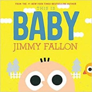 MacMillan MPS This is BABY (by Jimmy Fallon) - Hardback with Dustcover