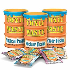 Redstone Foods Toxic Waste - Nuclear Fusion Sour Candy (1.48 oz)