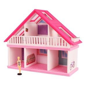 Super Impulse World's Smallest Barbie Dreamhouse (Barbie in black/white swimsuit)