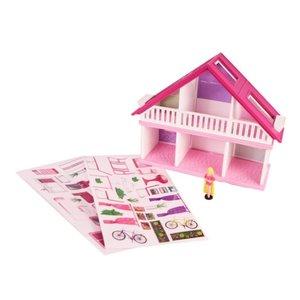 Super Impulse World's Smallest Barbie Dreamhouse (Barbie in pink dress)