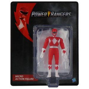 Super Impulse World's Smallest Power Rangers (Red)