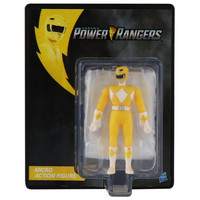 Super Impulse World's Smallest Power Rangers (Yellow)