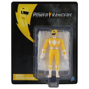 Super Impulse World's Smallest Power Rangers (Yellow)