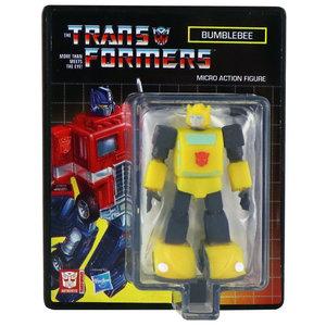 Super Impulse World's Smallest Transformers (Bumblebee)